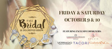 Gold Casters Fall Bridal and Diamond Show