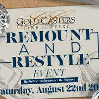 Gold Casters Remount Event