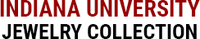 Indiana University jewelry collection Logo